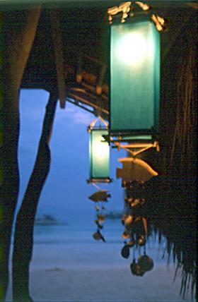 Boracay lamps